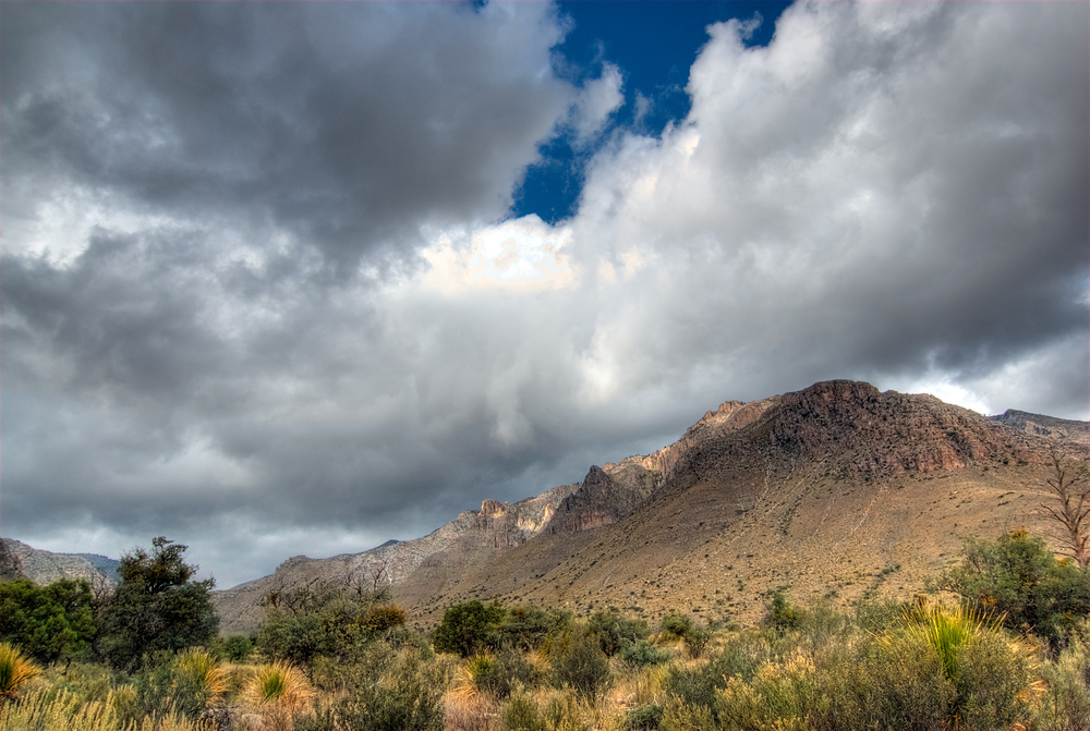National Park #15: Guadalupe Mountains, Texas