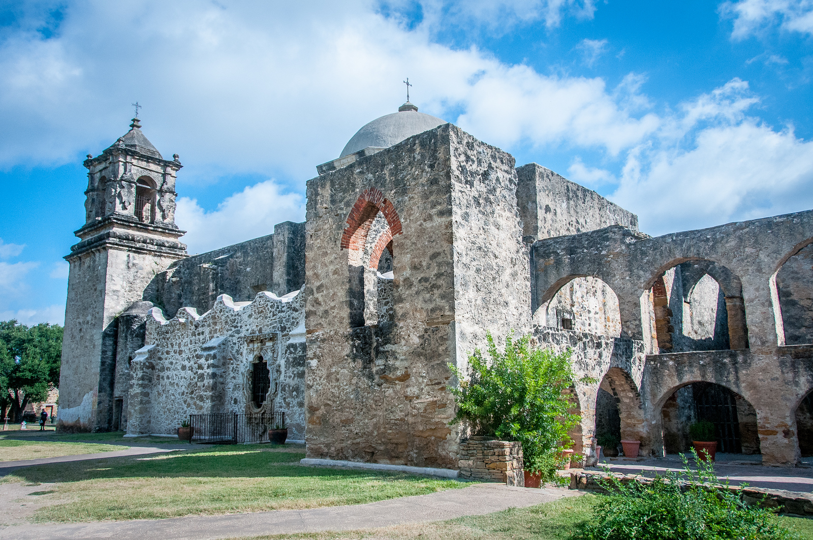 San Antonio Missions - UNESCO World Heritage Site