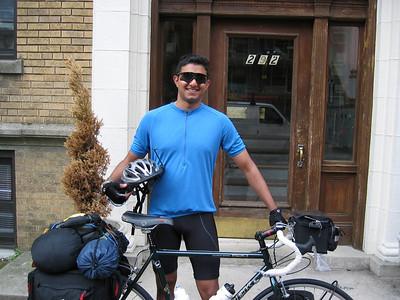 Massachusetts Bike Trip