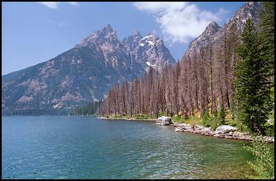 Jenny Lake, Grand Tetons National Park