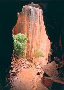 Supai Tunnel, North Kaibab trial, Grand Canyon