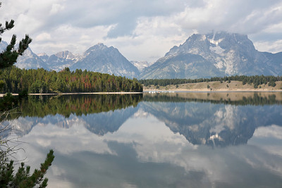Jackson Lake, Grand Tetons National Park