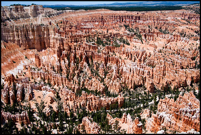 Bryce Canyon National Park from Inspiration Point