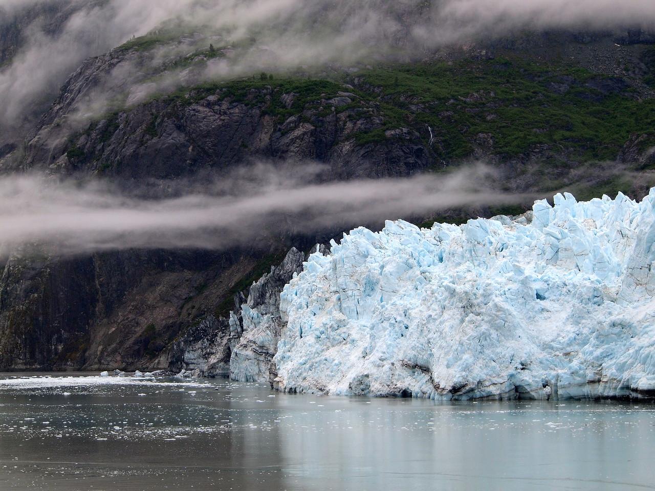 Margerie Glacier in Glacier Bay National Park