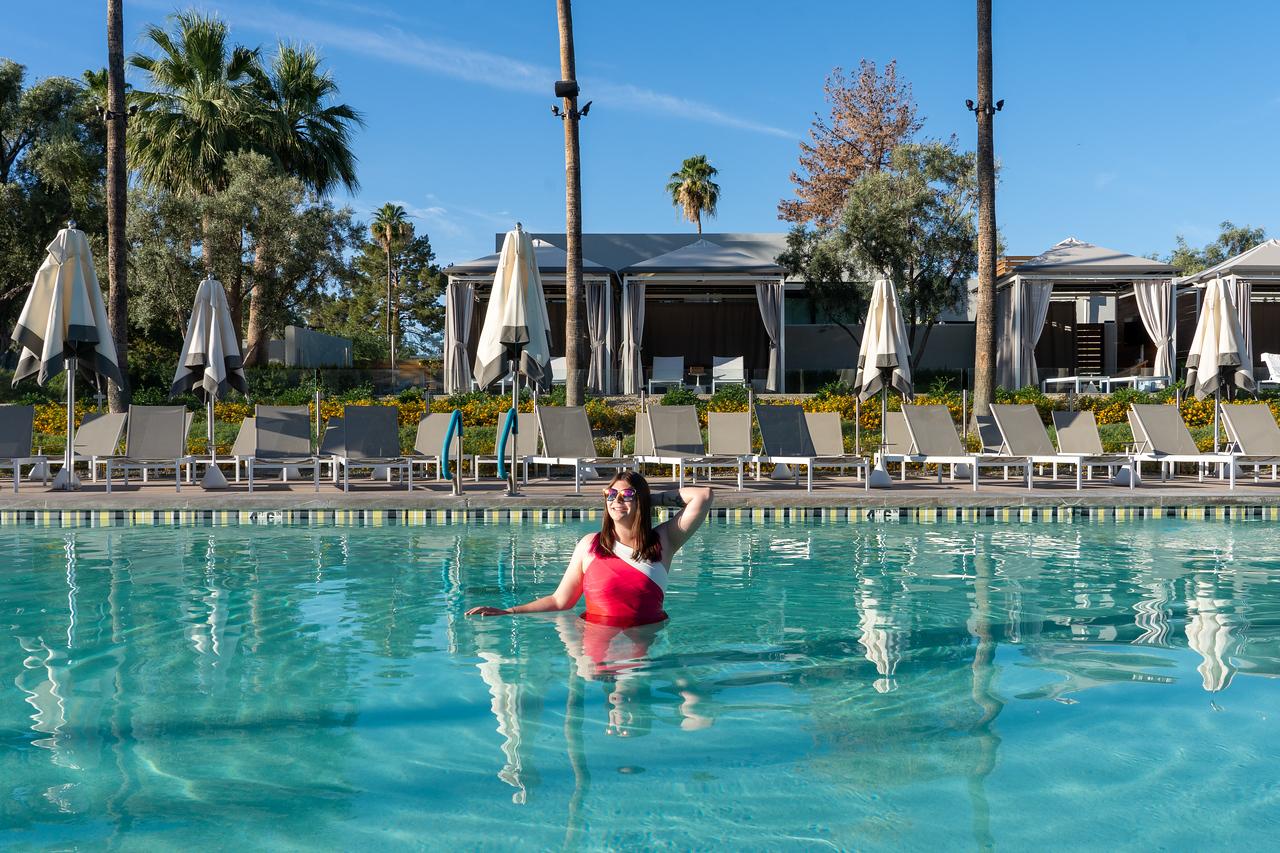 Scottsdale Andaz pool
