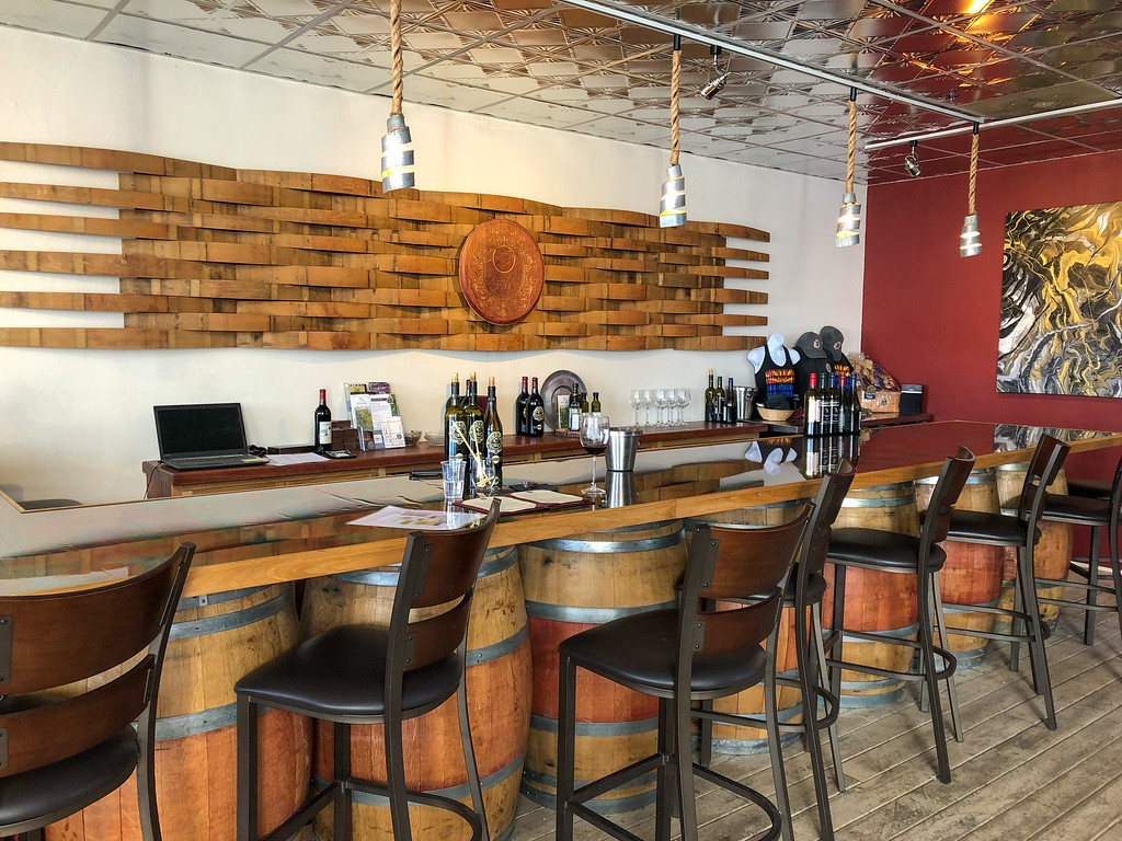 Carlson Creek Tasting Room in Scottsdale