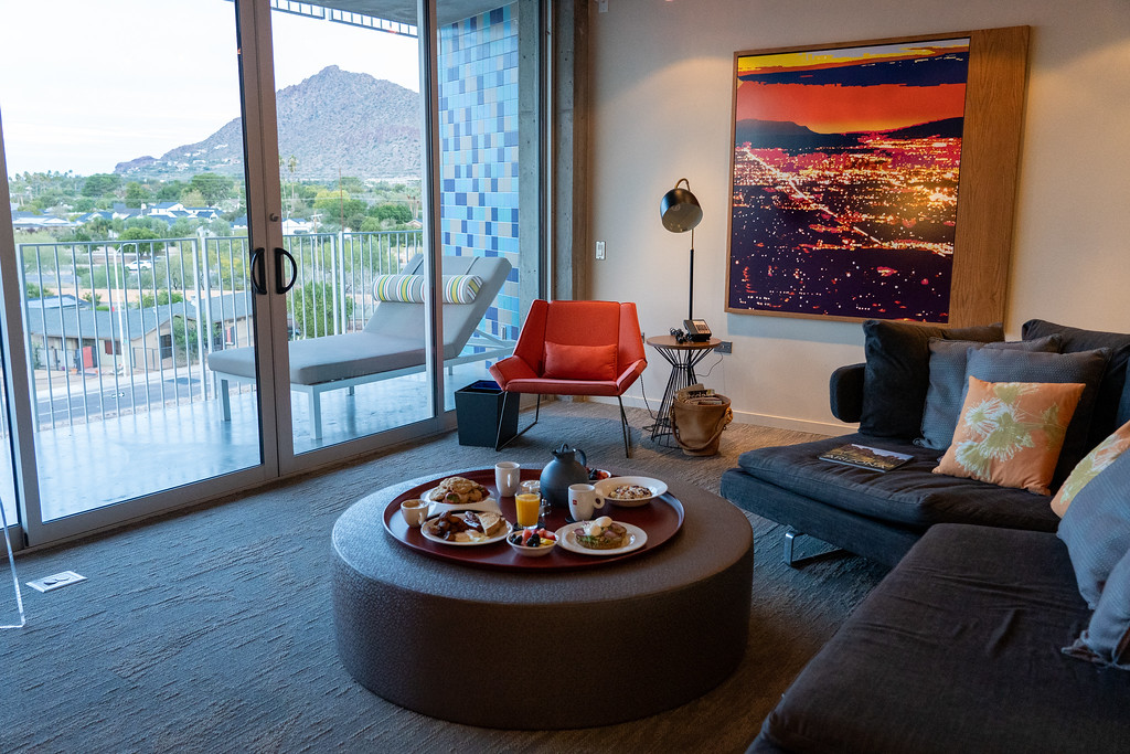 Suite at Hotel Valley Ho in Scottsdale