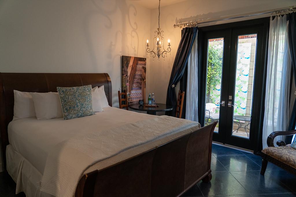 Bespoke Inn room