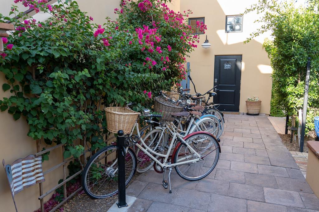Bespoke Inn bikes