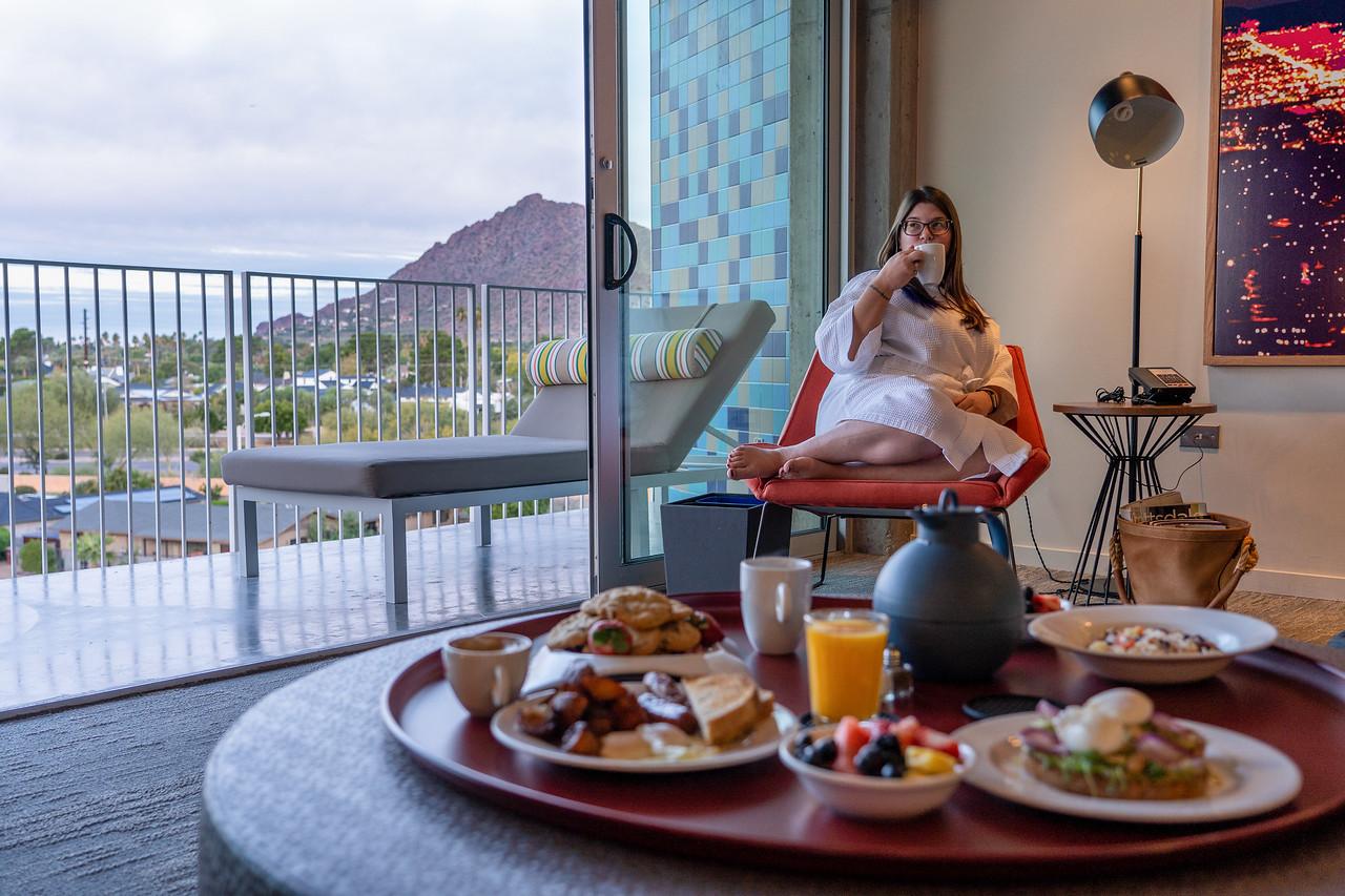 Hotel Valley Ho in Scottsdale, Arizona