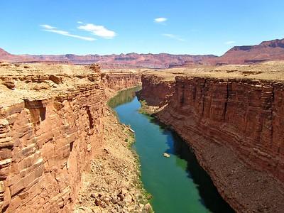 Colorado River in Arizona