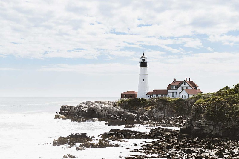 day trip from boston to maine