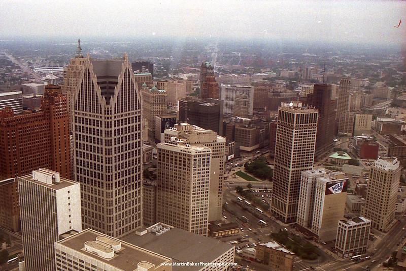 Detroit, Michigan, U.S.A.