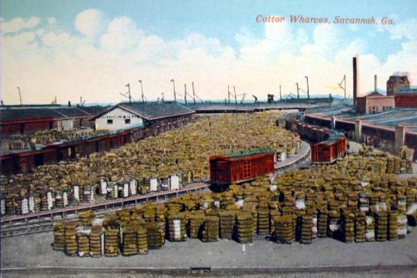 Cotton Wharves