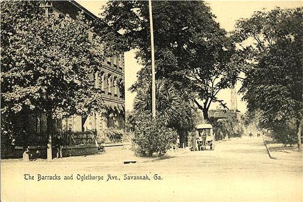 Oglethorpe Avenue