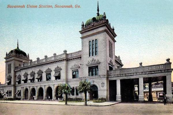 Savannah Union Station