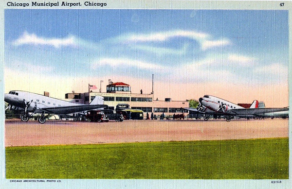 Chicago Municipal Airport