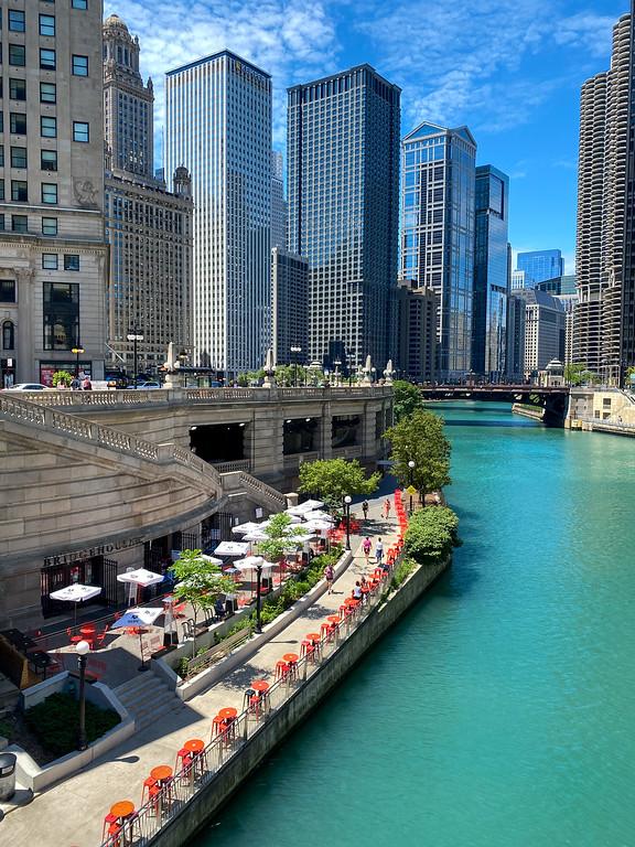 Beat Kitchen on the Riverwalk in Chicago