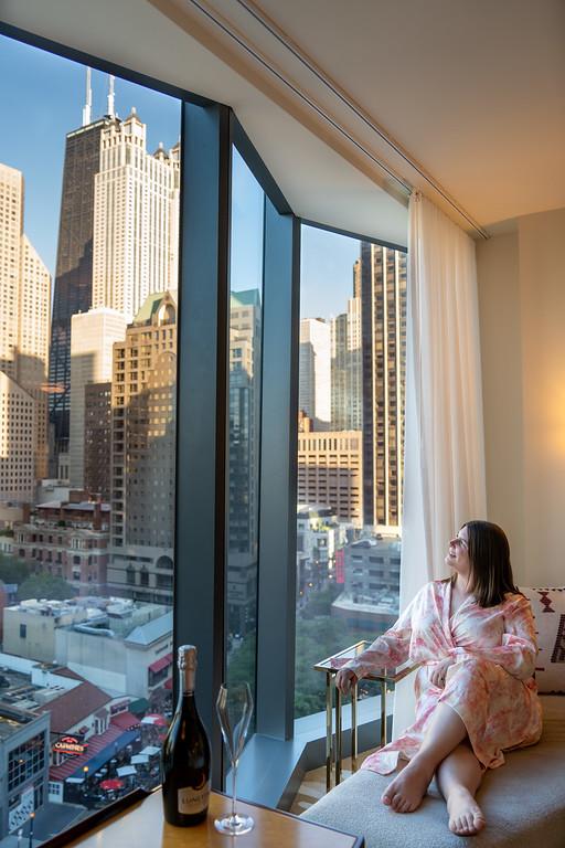Amanda at Viceroy Chicago
