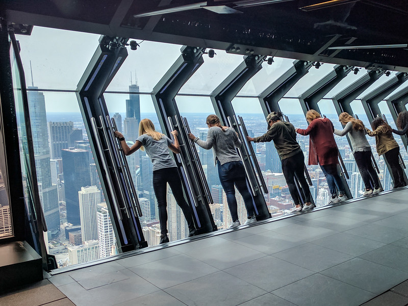 Tilt at 360 Chicago