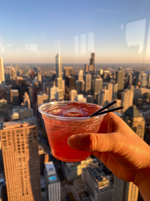 Bar 94 cocktail
