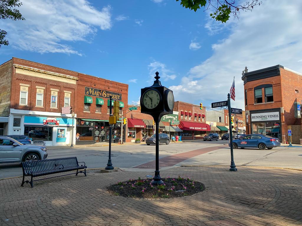 Chesterton town center
