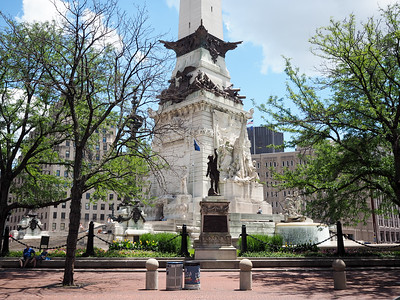 Indianapolis war memorial