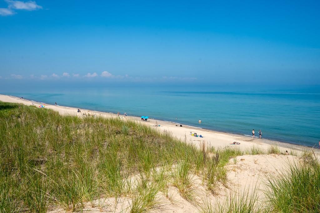 Kemil Beach at Indiana Dunes