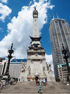 Indianapolis war memorial