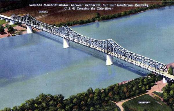 Audubon Memorial Bridge