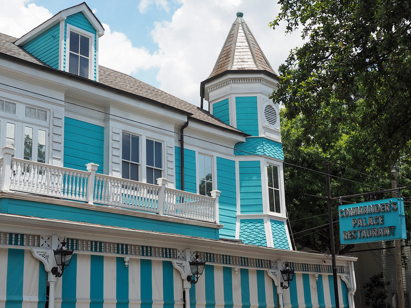 Commander's Palace in New Orleans