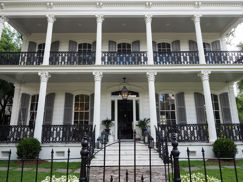 Architecture in the Garden District