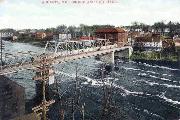 Bridge and City Hall