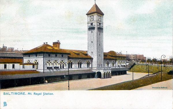 Mt Royal Station