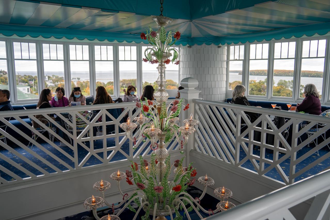 The Grand Hotel Cupola Bar