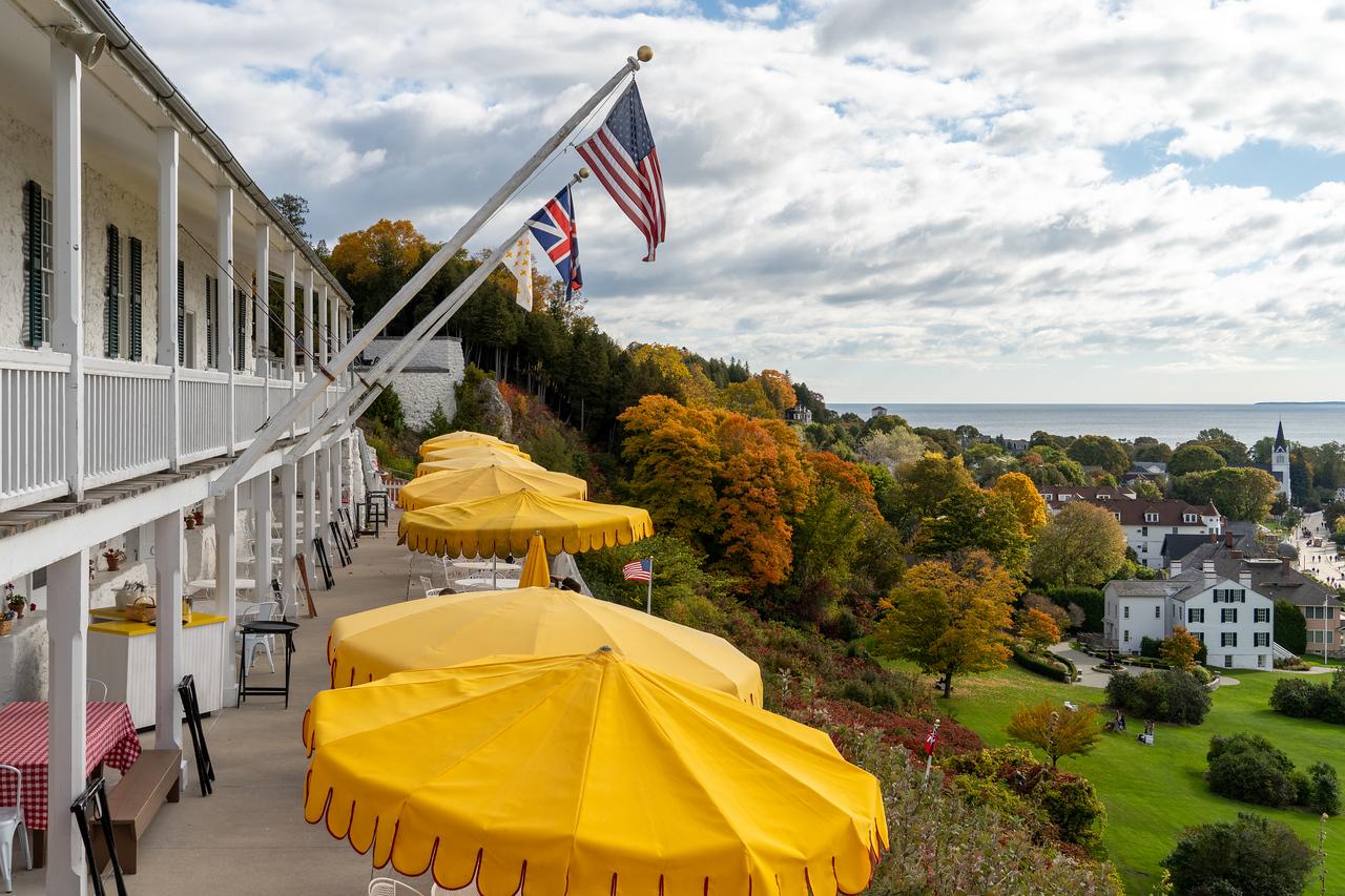 Fort Mackinac Tea Room