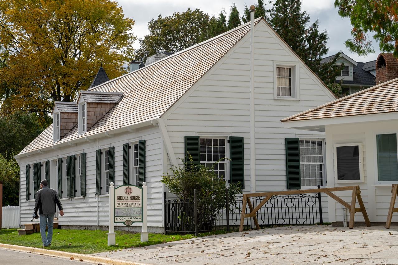 Biddle House on Mackinac Island