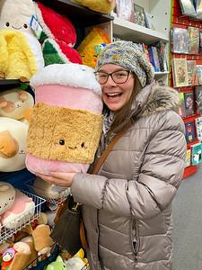 Amanda at Vault of Midnight in Ann Arbor