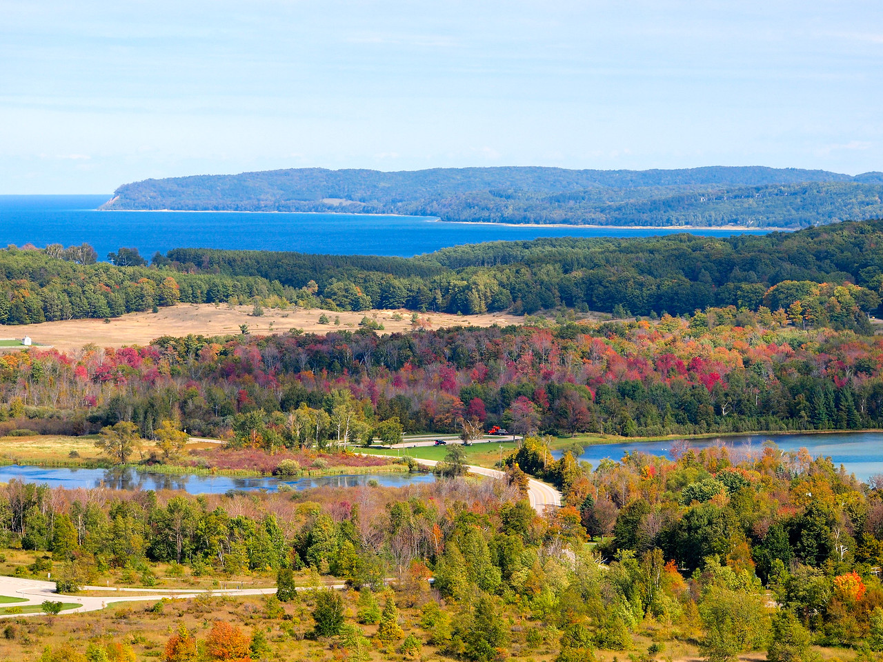 Leelanau Peninsula views