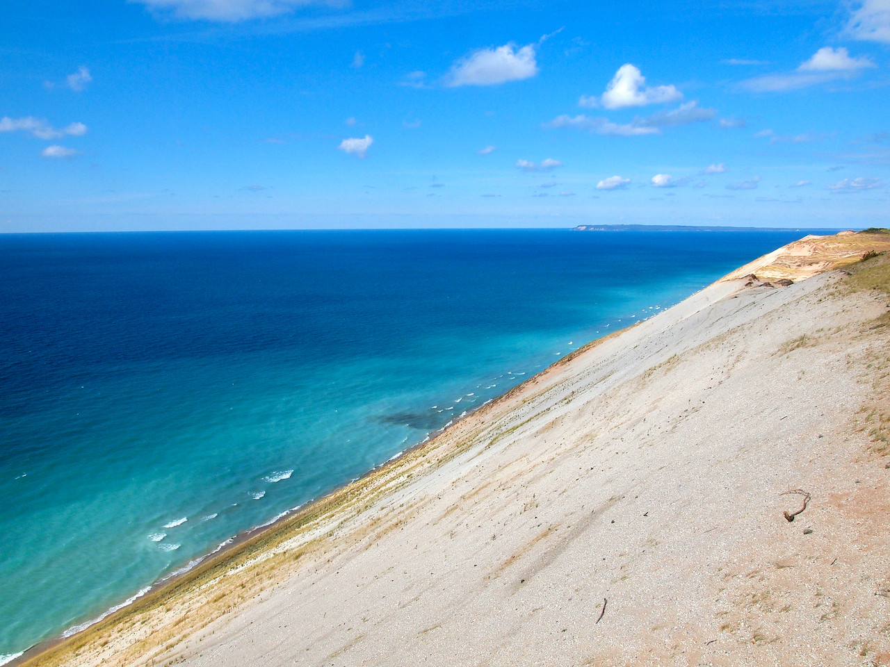 Lake Michigan at Sleeping Bear Dunes