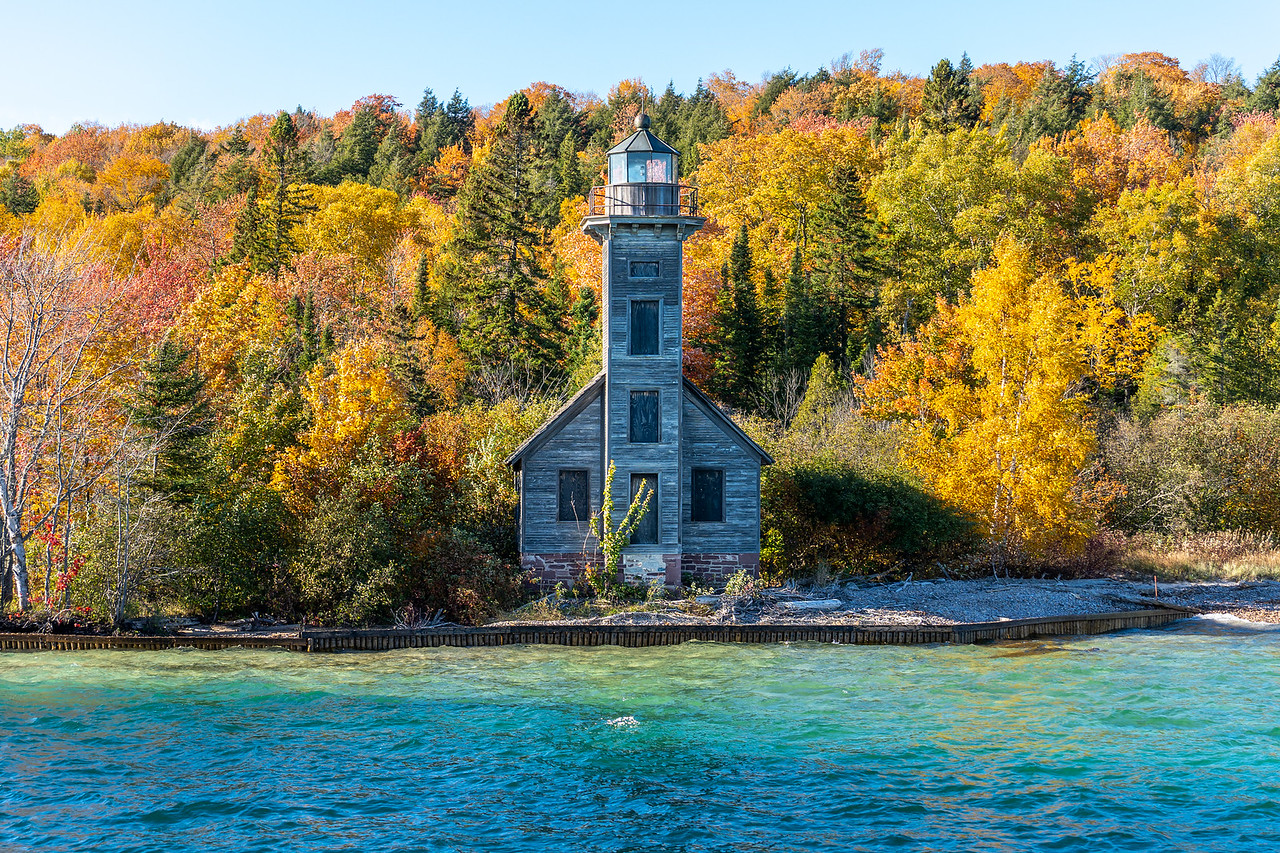 Grand Island Lighthouse