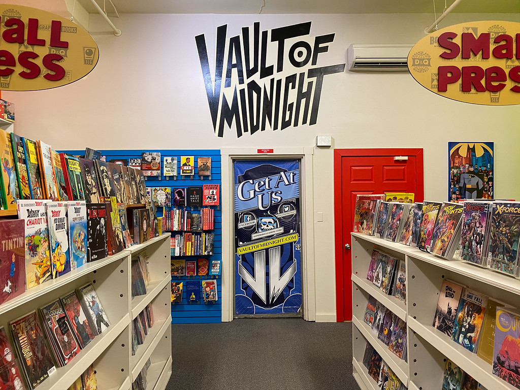 Vault of Midnight in Ann Arbor