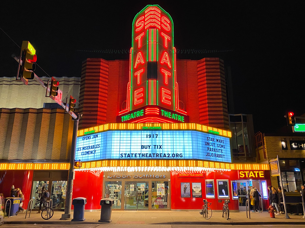 State Theatre in Ann Arbor Michigan