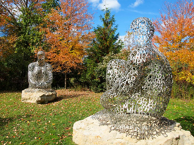 Frederik Meijer Gardens & Sculpture Park in Michigan
