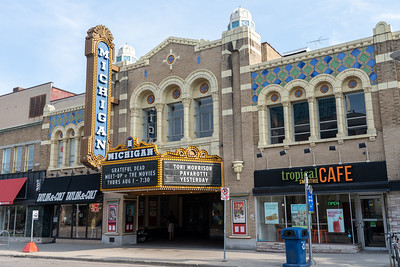 Michigan Theater in Ann Arbor