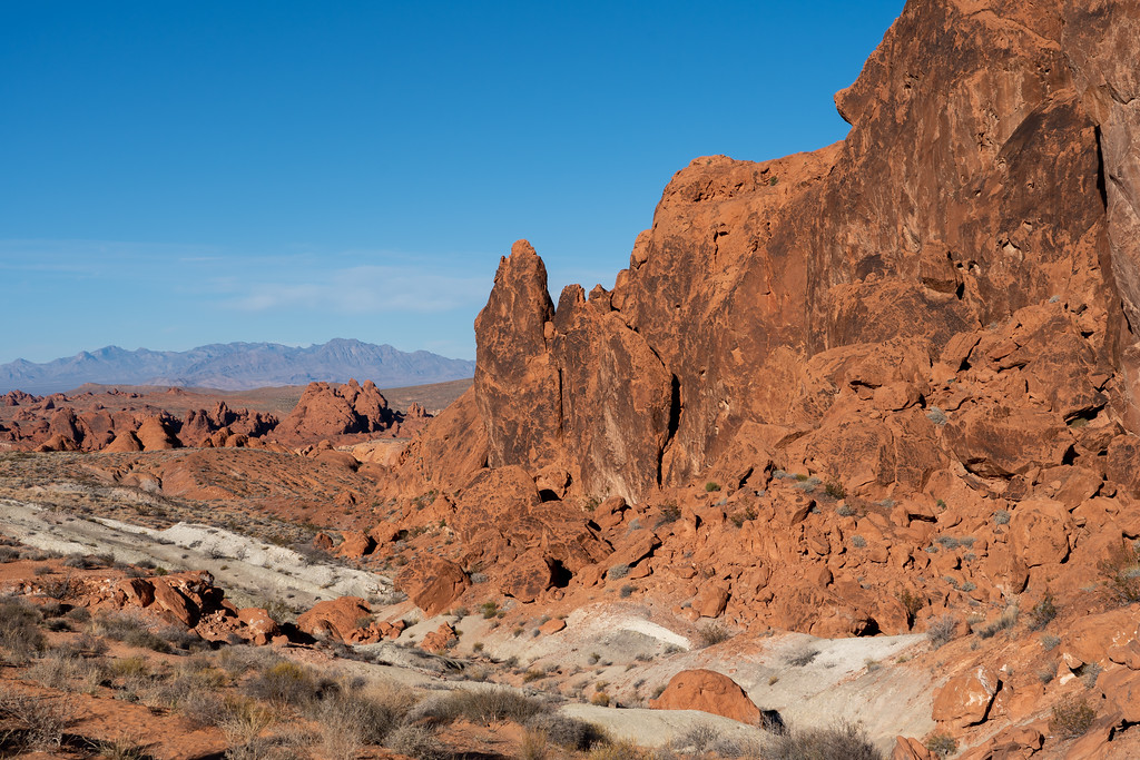 Valley of Fire State Park Fire Wave trail