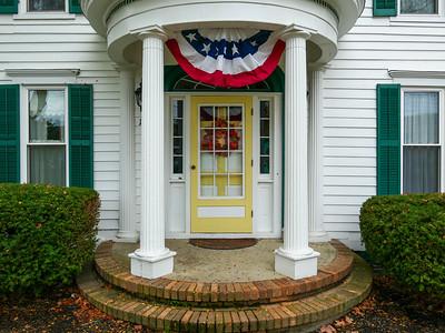 House in Hammondsport, New York