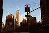 The Empire State Building, Manhattan, New York, U.S.A.