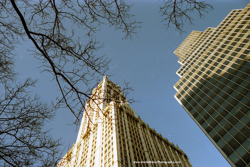 The Woolworth Building, Manhattan, New York, U.S.A.