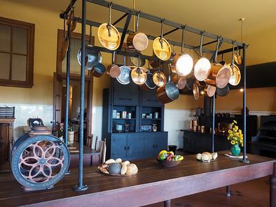 Biltmore house kitchen